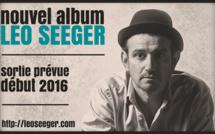 Nouvel album pour Leo Seeger