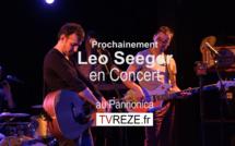 Leo Seeger en concert sur TVREZE