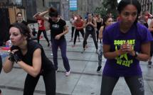 Body art - Athlètes de rue, partenaires de la Semaine Zen